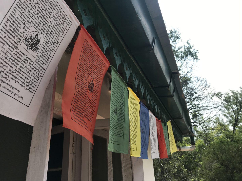 jyoti niwas prayer flags
