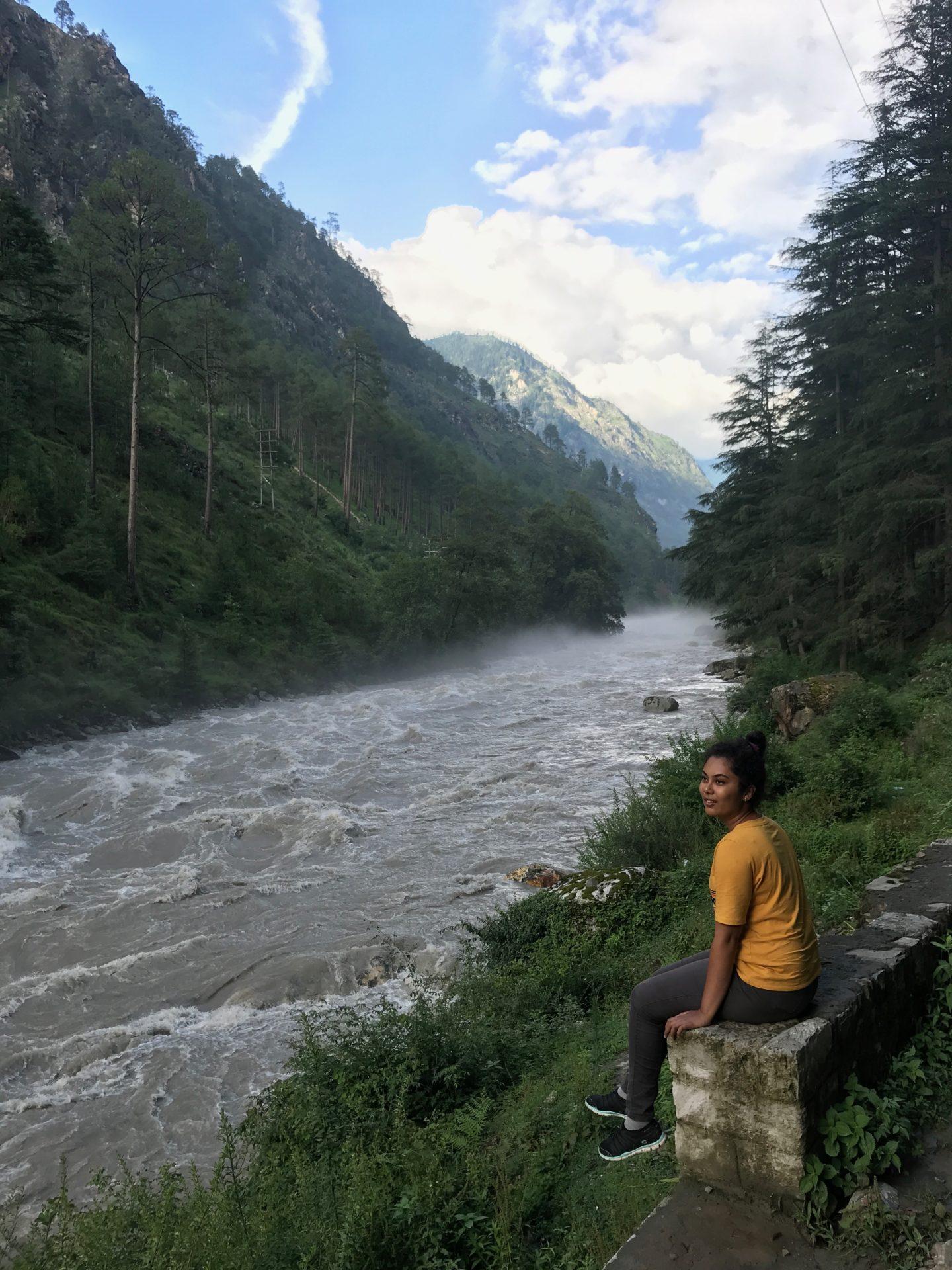 kasol travel blog