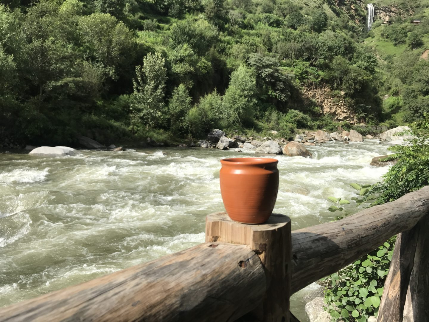 places to stay in tirthan valley