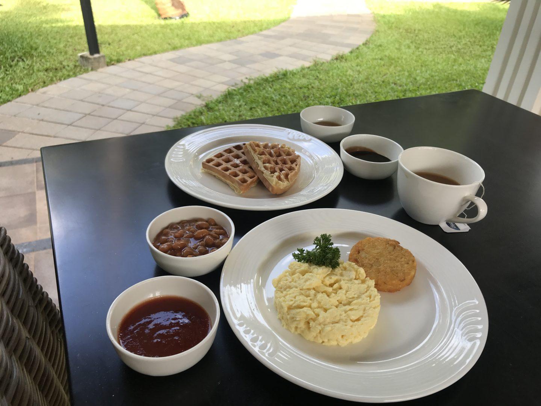 andores breakfast