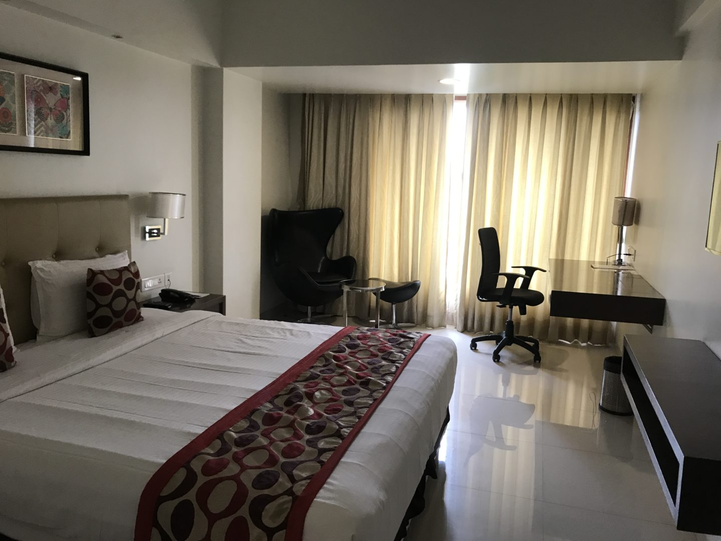 budget hotel in pune