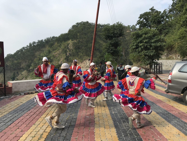 chholiya dance uttarakhand