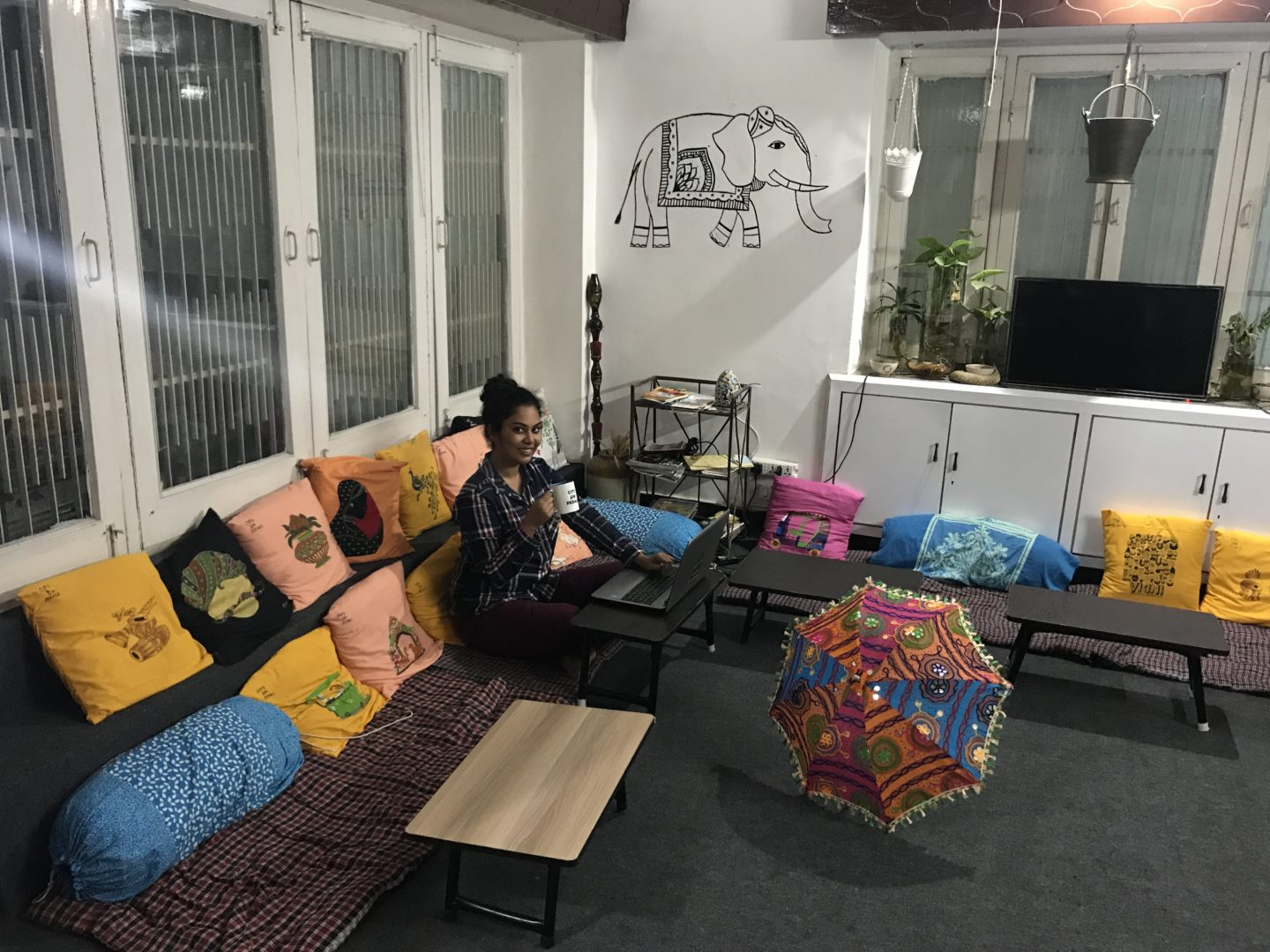 oworking space hostel in amritsar