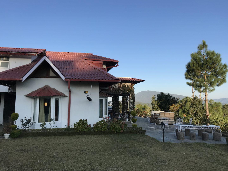 machus cottage luxury airbnb in uttarakhand