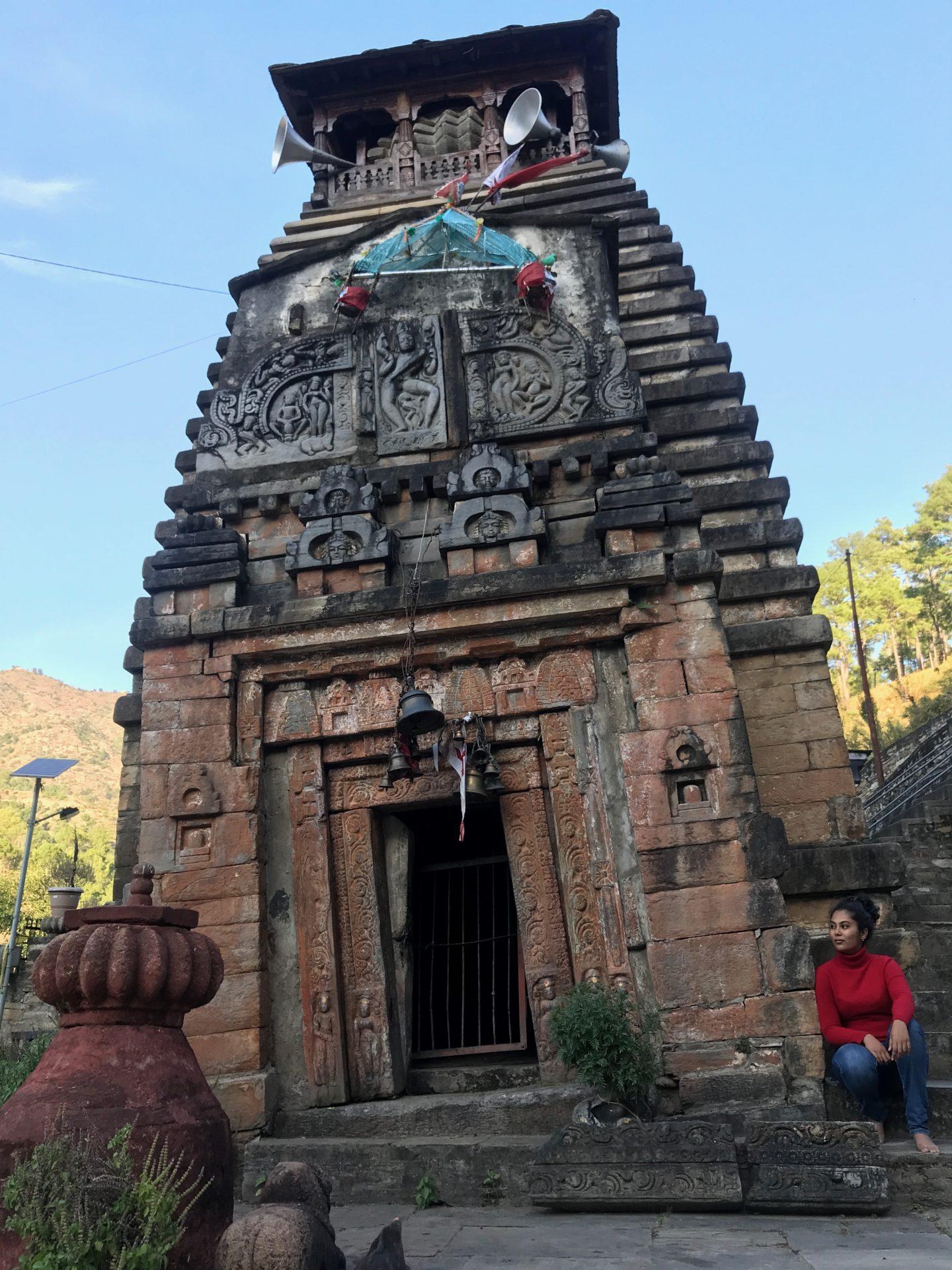 things to see in uttarakhand kapileshwar temple