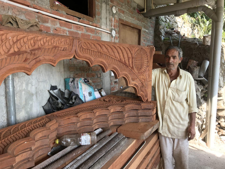 village craftsmen in india