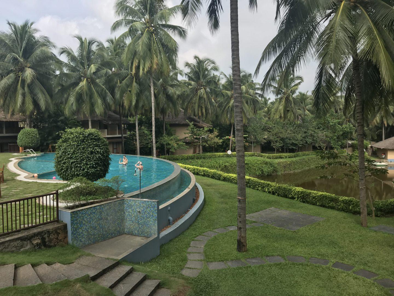 luxury resort in tamil nadu