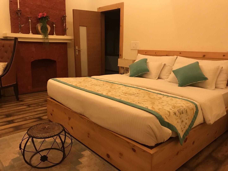 sylvan villa rooms