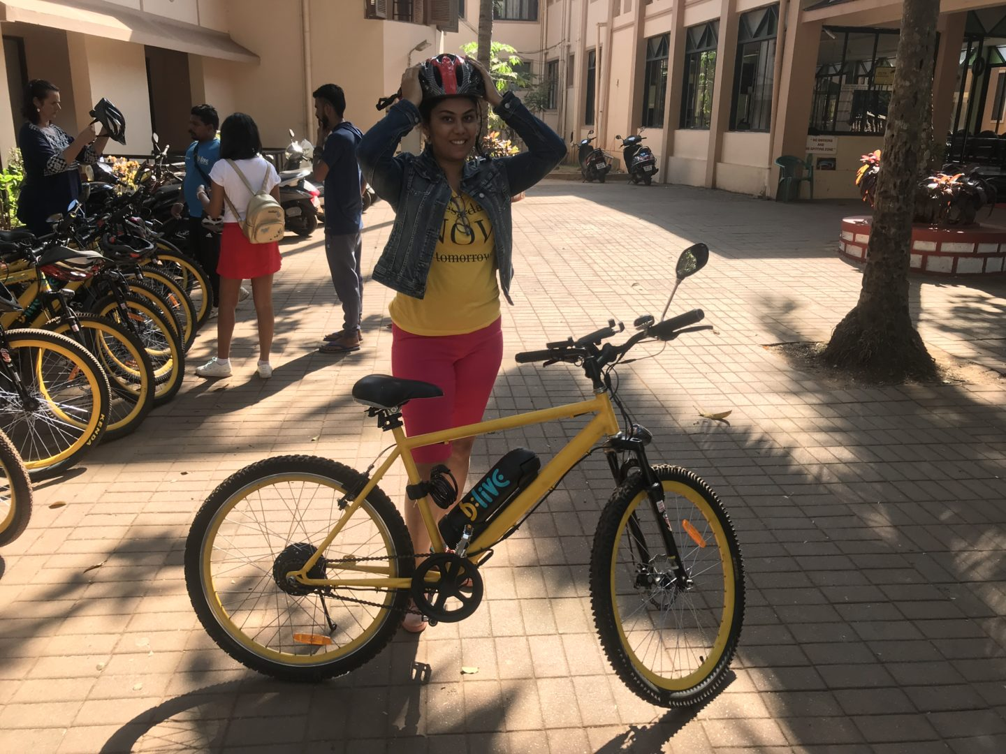 india cycle tours