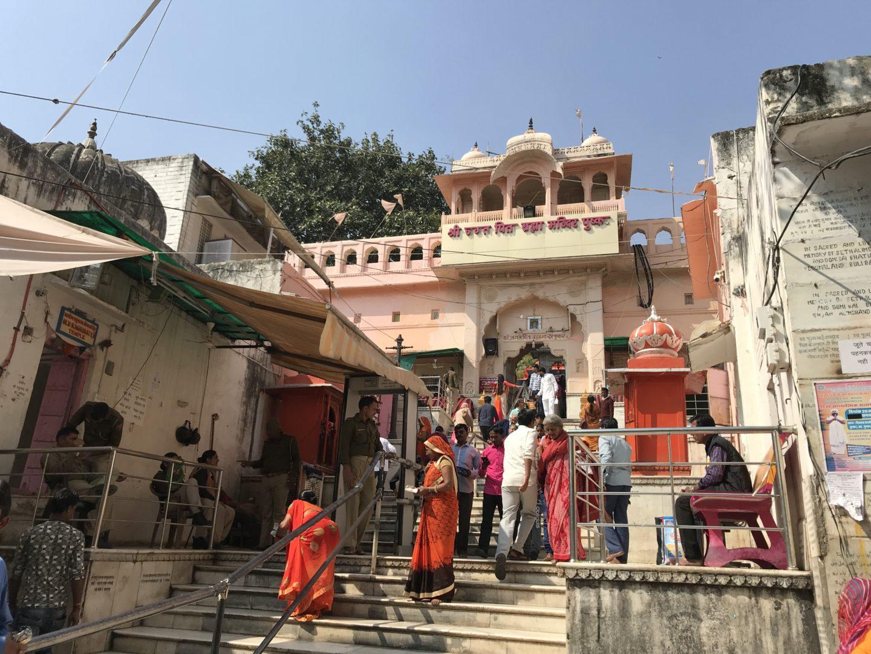 brahma temple pushkar india