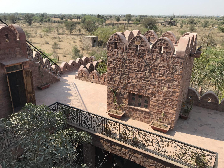 experiential stays in india jog niwas jodhpur