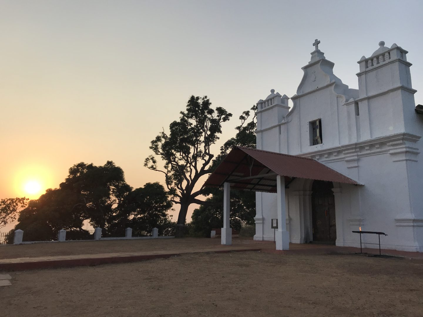 haunted place in goa