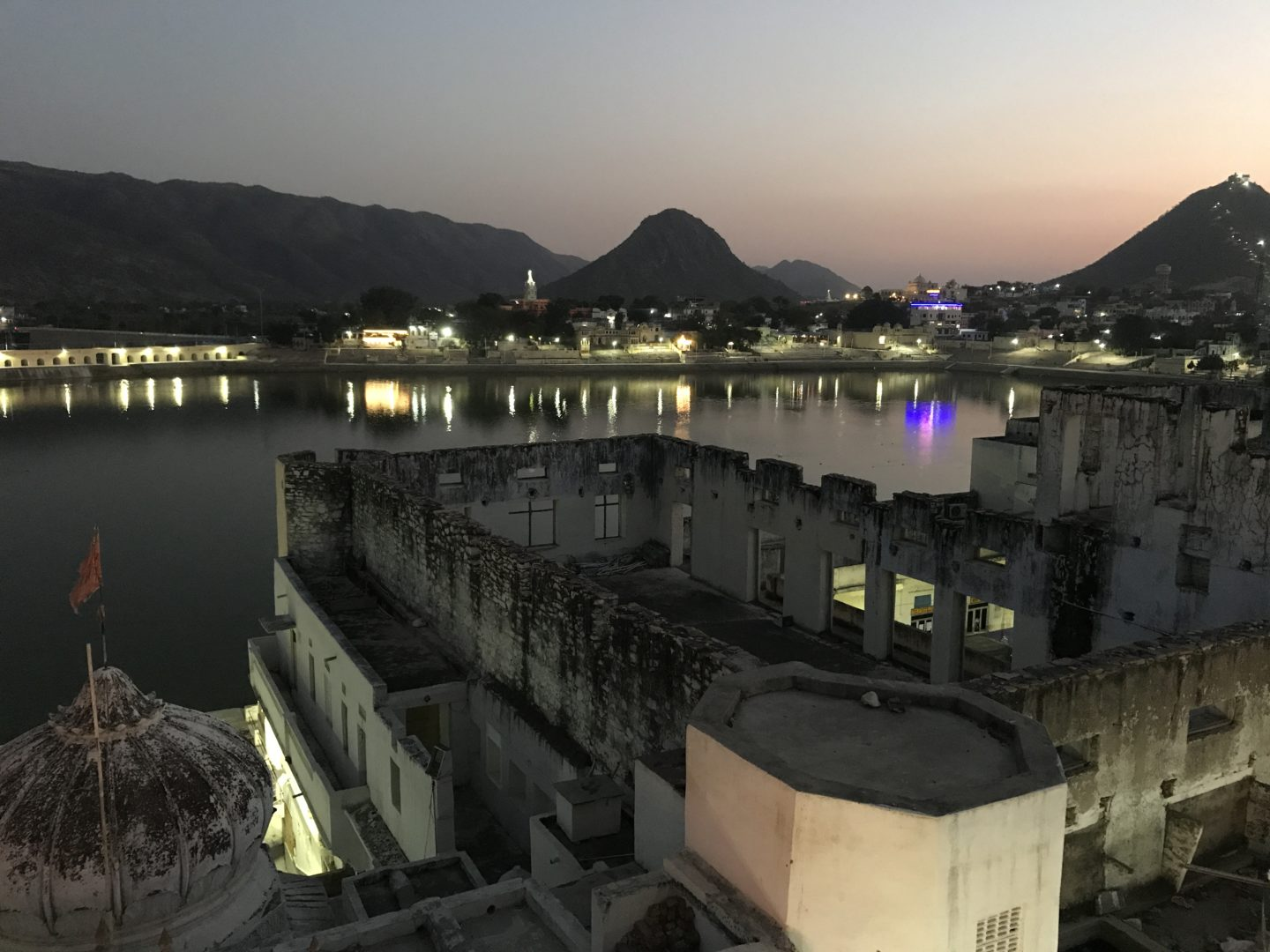 Pushkar Travelogue – A Temple Town in Rajasthan
