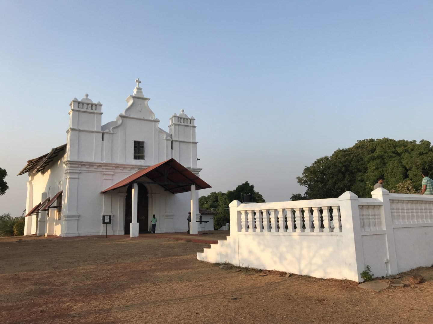 IS THE THREE KINGS CHAPEL REALLY A HAUNTED PLACE IN GOA?